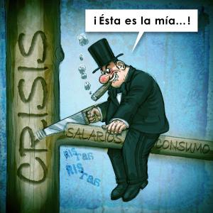 Humor gráfico contra el capitalismo, la globalización, la mass media occidental y los gobiernos entreguistas... - Página 3 Josetxo-escurra