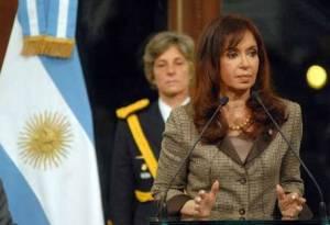 Cristina anuncio